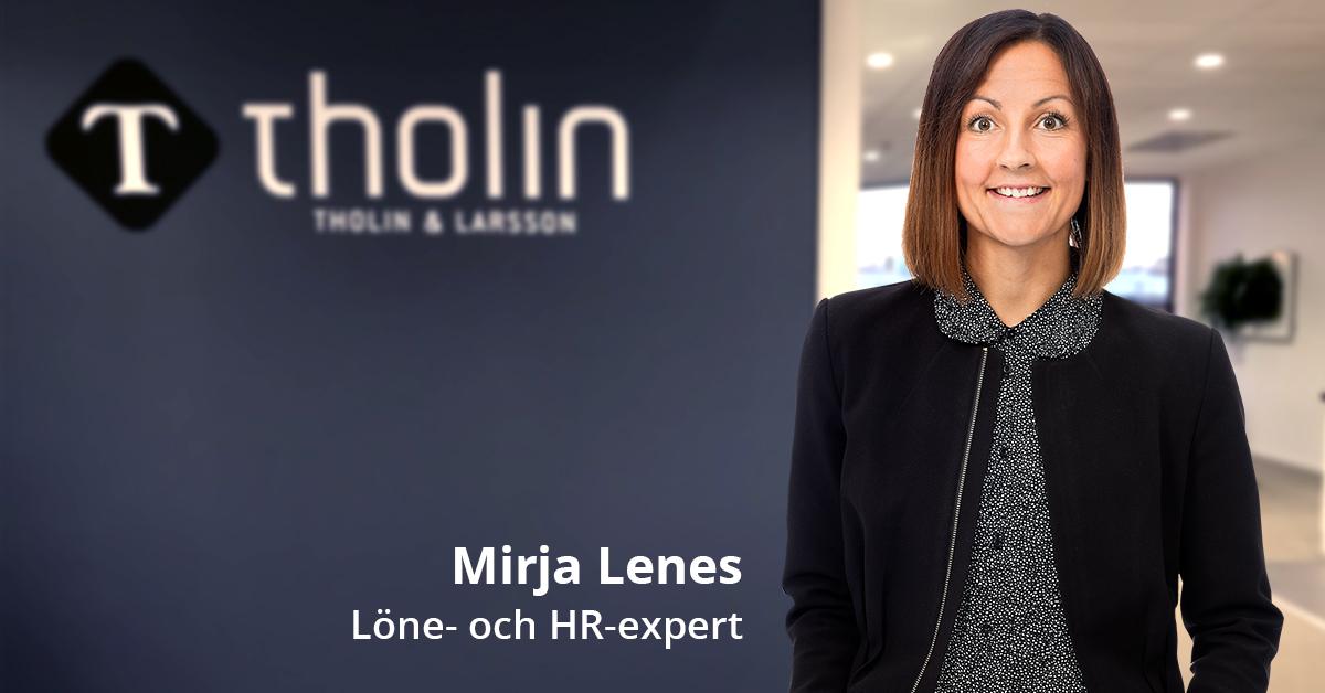 Med en semesterskuldlista kan du säkerställa att beräkningen är korrekt, skriver Mirja Lenes, löne- och HR-expert på Tholin & Larsson.