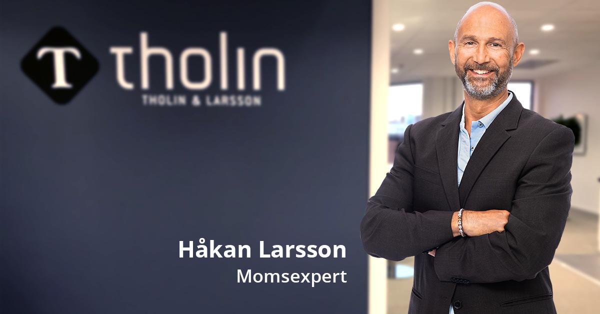 """""""Företagen måste nu försöka se bort från alla duster om Brexit och börja förbereda sig"""", skriver Håkan Larsson, momsexpert hos Tholin & Larsson."""