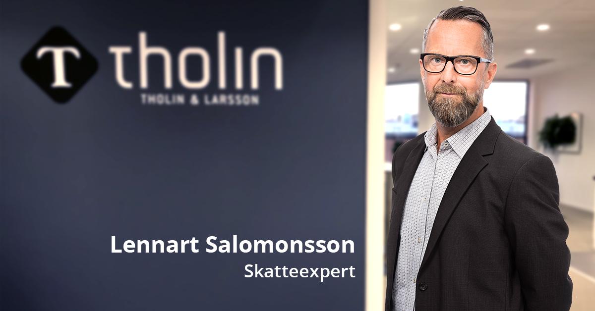 Arbetsgivare ska redovisa förmånsvärdet i individuppgiften i arbetsgivardeklarationen varje månad, skriver Lennart Salomonsson, skatteexpert hos Tholin & Larsson.