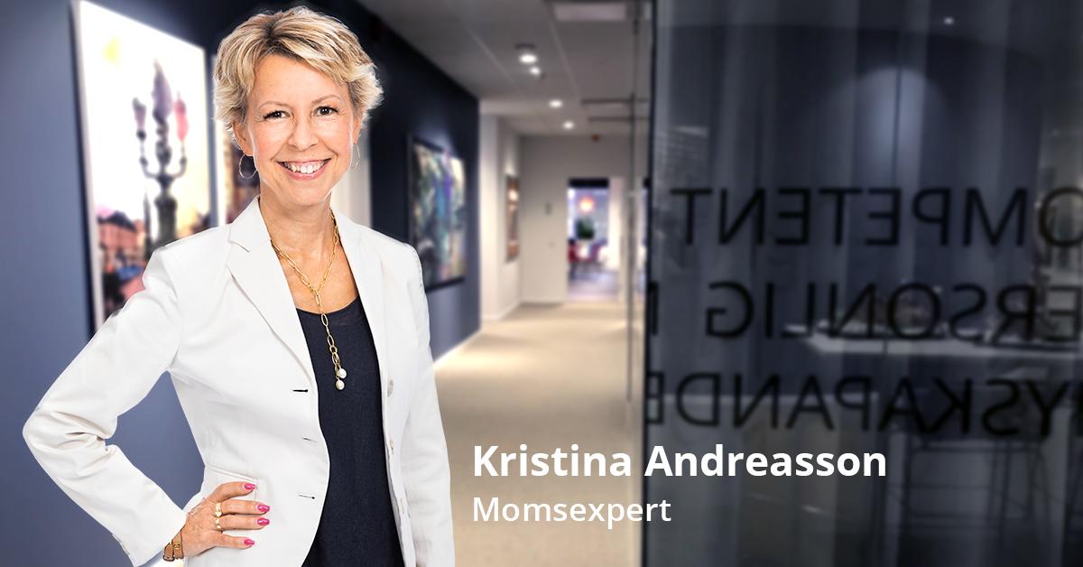 """""""Det finns många fallgropar vad gäller moms vid lokaluthyrning."""", skriver Kristina Andreasson, momsexpert hos Tholin & Larsson."""