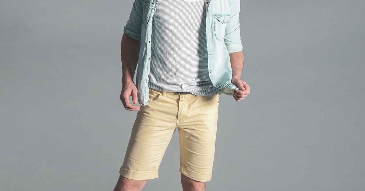 SHORTS ELLER INTE? Är det okej att klä dig lite svalare under sommarperioden?