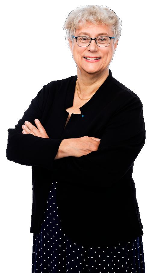 Annika Westergren, löne- och HR-expert