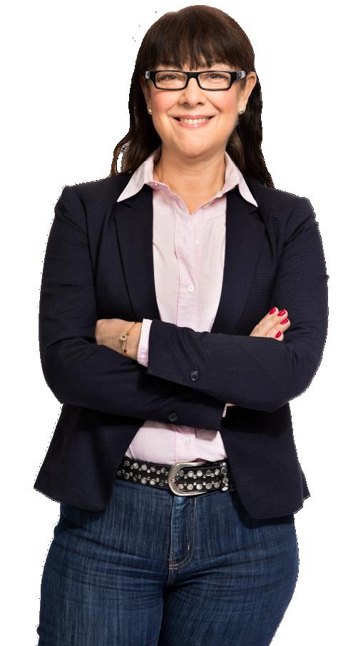 Pia Weimarsdotter, skatteexpert