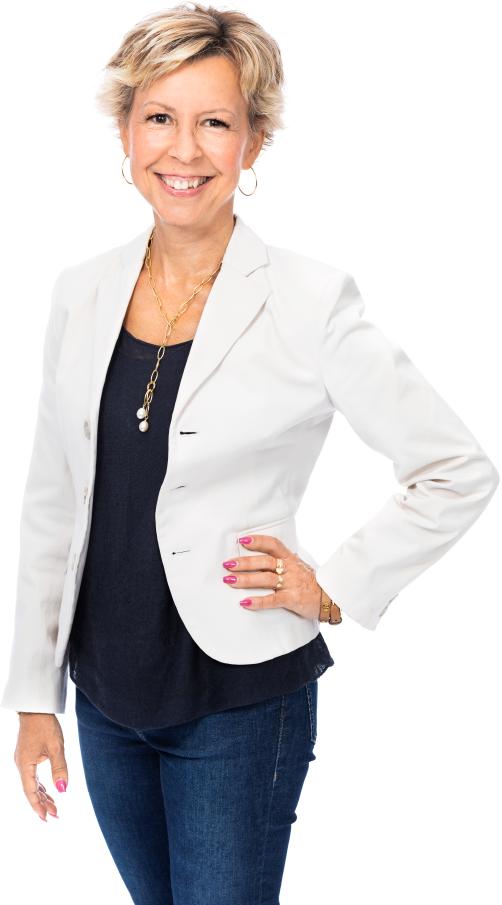 Kristina Andreasson, momsexpert