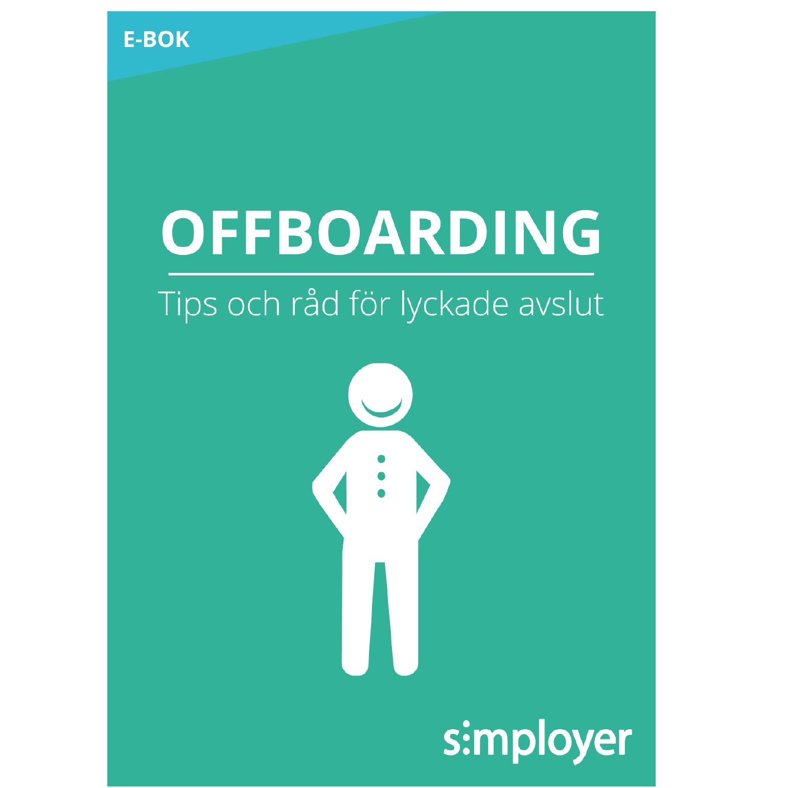 E-boken Offboarding från Simployer