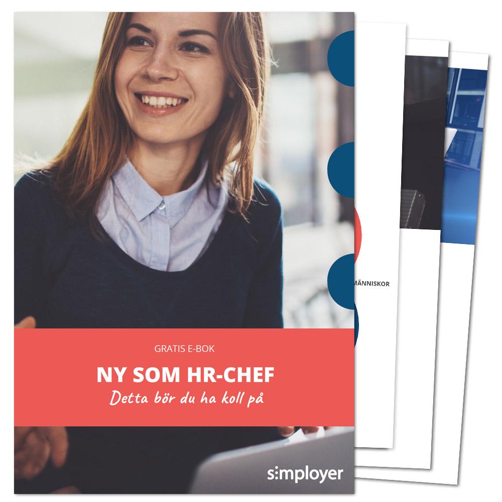 E-bok Ny som HR-chef
