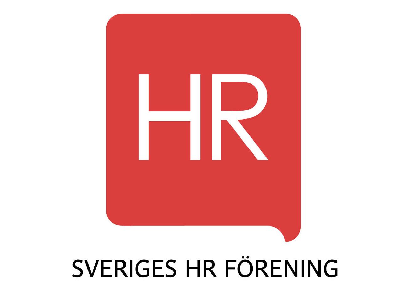 Sveriges HR Förening logotyp